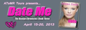 Date Me Tour Banner
